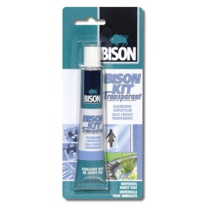 Bison Bison kit transparant 50 ml