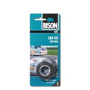 Bison Car Fix tape zwart rol 1,5 m x 19 mm