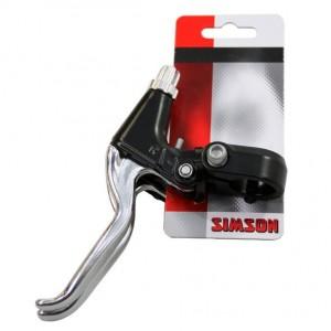 Simson remgreep set aluminium