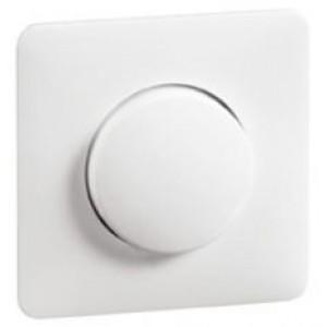Dimmerplaat met knop    D80.610HRW