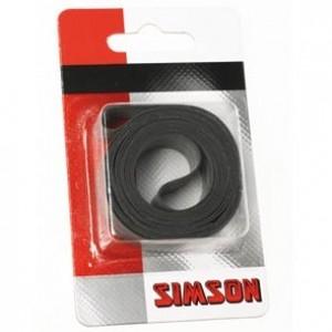 Simson velglint  rubber 16mm
