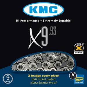 KMC kett X9 93 zi/grs