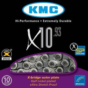 KMC kett X10 93 zi/grs
