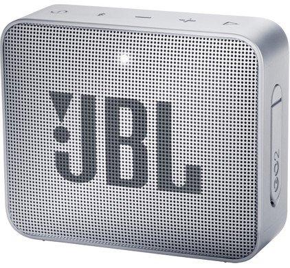 JBL Go 2 - grijs - draadloze BT speaker
