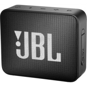JBL Go 2 - zwart - draadloze BT speaker