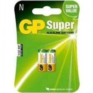GP LR 1 alkaline batterij AA 2 stuks