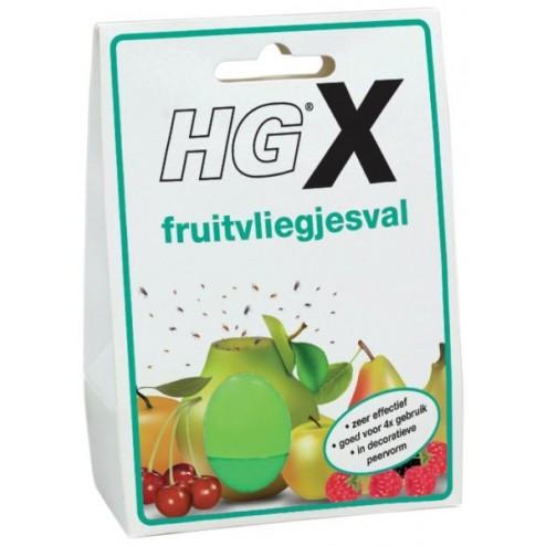 HG X Fruitvliegjesval + 20ml val vloeistof