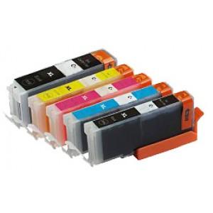 Set cartridges voor Canon PGI 570XL 571XL