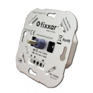 LED inbouw Dimmer enkel 5W - 150W