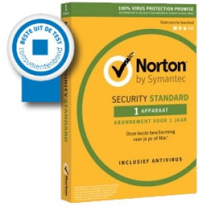 AV Norton Security Standard 3.0 - 1U /1D / 1J Retail
