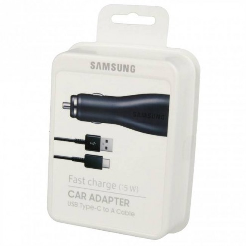 Samsung Autolader Quick Charge 15W