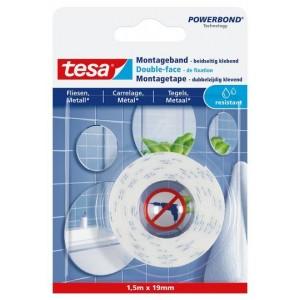 Tesa montage tape waterproof 77744 1,5 m x 19 mm