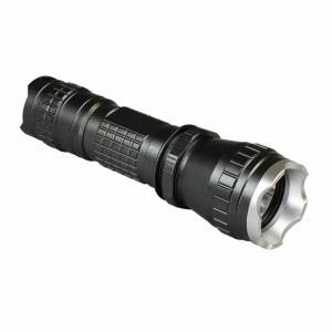 Q5 zaklamp powerled 3W - set -oplaadbaar