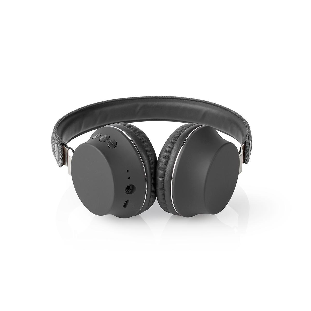 Bluetooth® Koptelefoon met Geweven Stof Bekleed | On Ear |18
